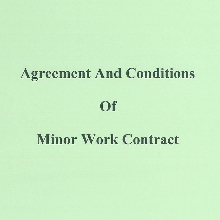 AGREEMENT-AND-CONDITIONS-OF-MINOR-WORK-CONTRACT