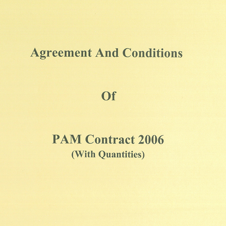 AGREEMENT-AND-CONDITIONS-OF-PAM-CONTRACT-2006-(WITH-QUANTITIES)